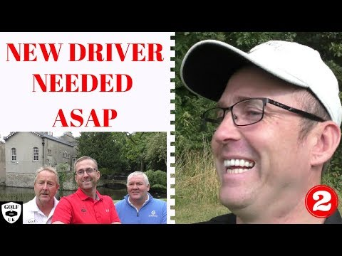 DRIVER FITTING NEEDED -STABLEFORD GOLF VLOG AT WIGAN GOLF CLUB UK