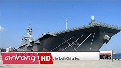 Japan to send largest warship to South China Sea