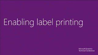 Labels in de nieuwe Microsoft Dynamics AX 2012 R3 warehouse management