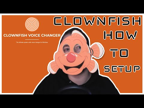 Setting Up Clownfish | With BIG BUG FIX!