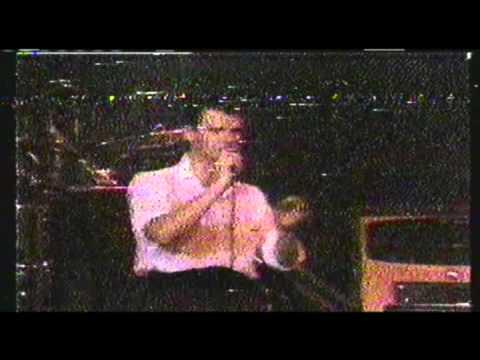 Blue Peter - Don't Walk Past Le Spectrum, Montreal '84