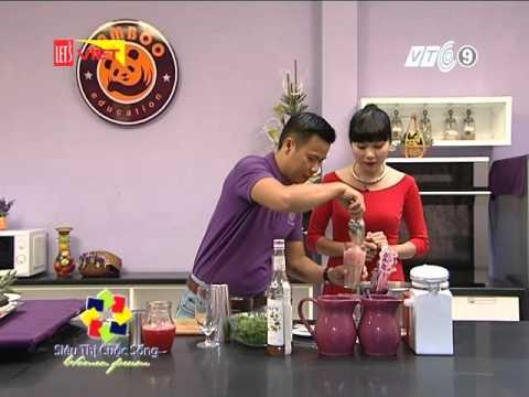 Bamboo Education - Hướng Dẫn Pha Chế Mocktail Water Fresh