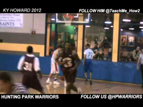 HPW DUNK OF THE DAY KY HOWARD