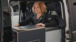 "SpaceCamper VW T6 ""ClassicOpen"" 2017 by Treibholzfilm"