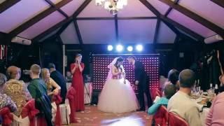 Лучший свадебный танцевальный батл. Best Wedding Dance Battle. Владимир и Марина