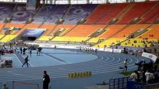 Финал ЧР-2013 800 м Борзаковский Юрий