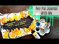 Into the Jungle: Journal with Me * Pen Pal Journal with Jennie