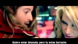 Ke$ha-Blah Blah Blah Feat. 3OH!3(Traducida Español)Official Video