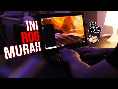 ROG Mahal ? Nih Ada Yang MURAH - Review ASUS FX503VD - Lazy Tech