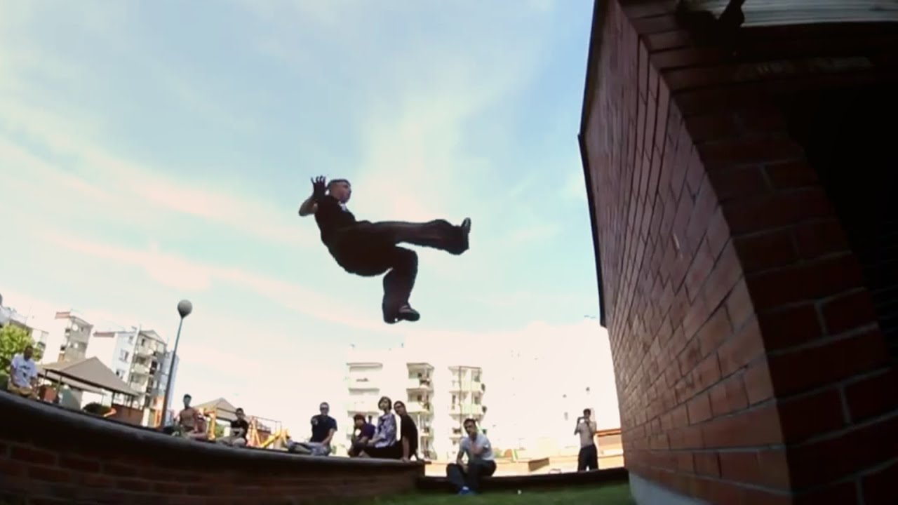 Epic Parkour and Freerunning - Summer 2016