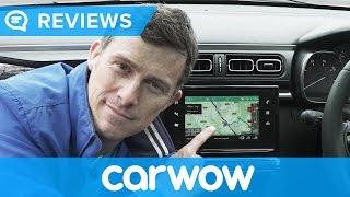 Citroen C3 2017 infotainment review | Mat Watson Reviews