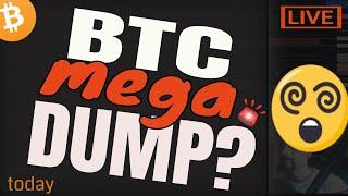 📌 Oh No...BTC Dumped Today! 😮 BTC DIP |  Bitcoin Prediction Today | Price Analysis | August 2019