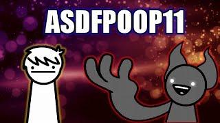asdf poop 11