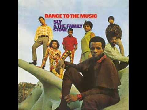Dance To The Music (12'' Remix) - SLY & THE FAMILY STONE '1979