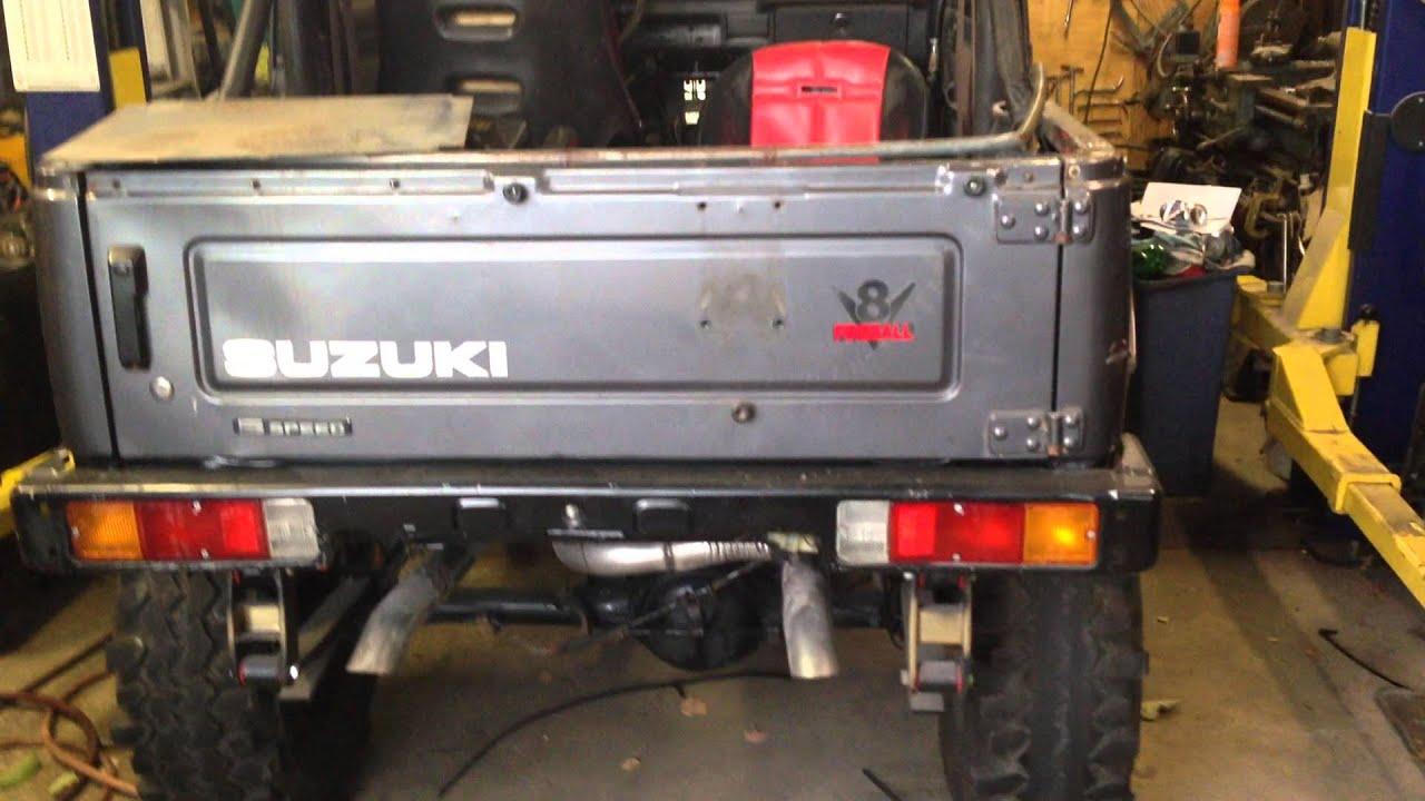 Suzuki Vitara V Conversion