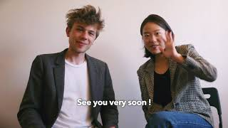 Antoine Boyer & Yeore Kim - TANGRAM ANNOUNCEMENT !!!