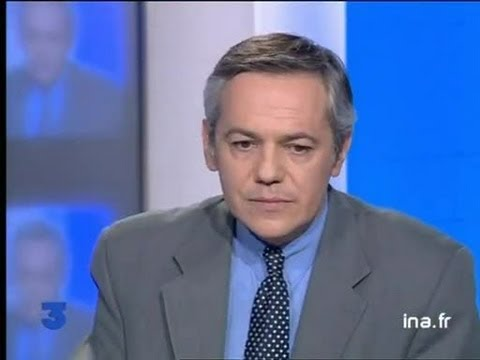 Edtion nationale : [émission du  13 novembre 2001]