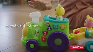 Fisher-Price Bright Beats Learning Train - Smyths Toys
