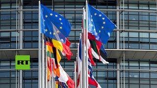 Discordia entre la EE.UU. y la UE por las nuevas sanciones antirrusas