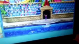 Игра про дельфинов