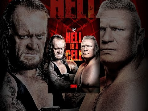 WWE: Hell In A Cell 2015