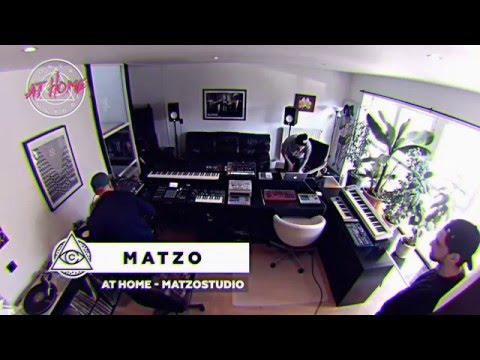 Matzo Contre Culture @home