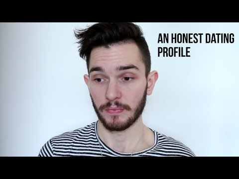 Honest dating profile