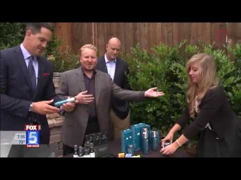 KSWB Fox 5 News San Diego Features the HempMeds Line of Products Before Recent Cannabis Expo