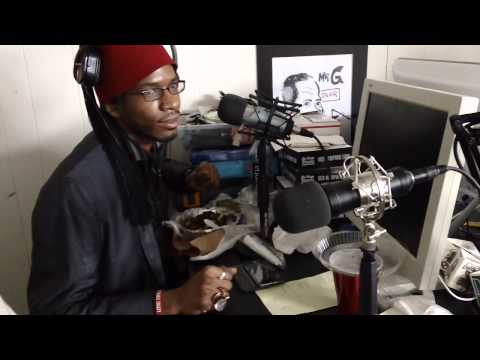 LordMurk-El Interviewed by Citi Hampton on Long Island Radio Station