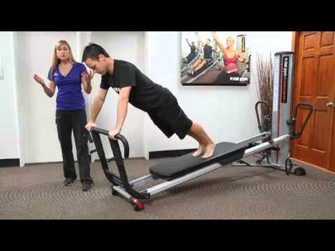 Total Gym Physical Therapy In Service Program  Accessories   Toe Bar     Total Gym Physical Therapy In Service Program  Accessories   Toe Bar