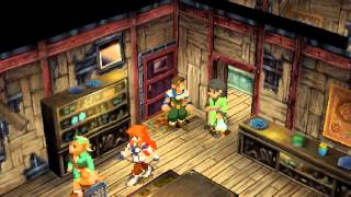 """Let's Play """"xenogears"""" Part 33 - Planning Our Escape"""