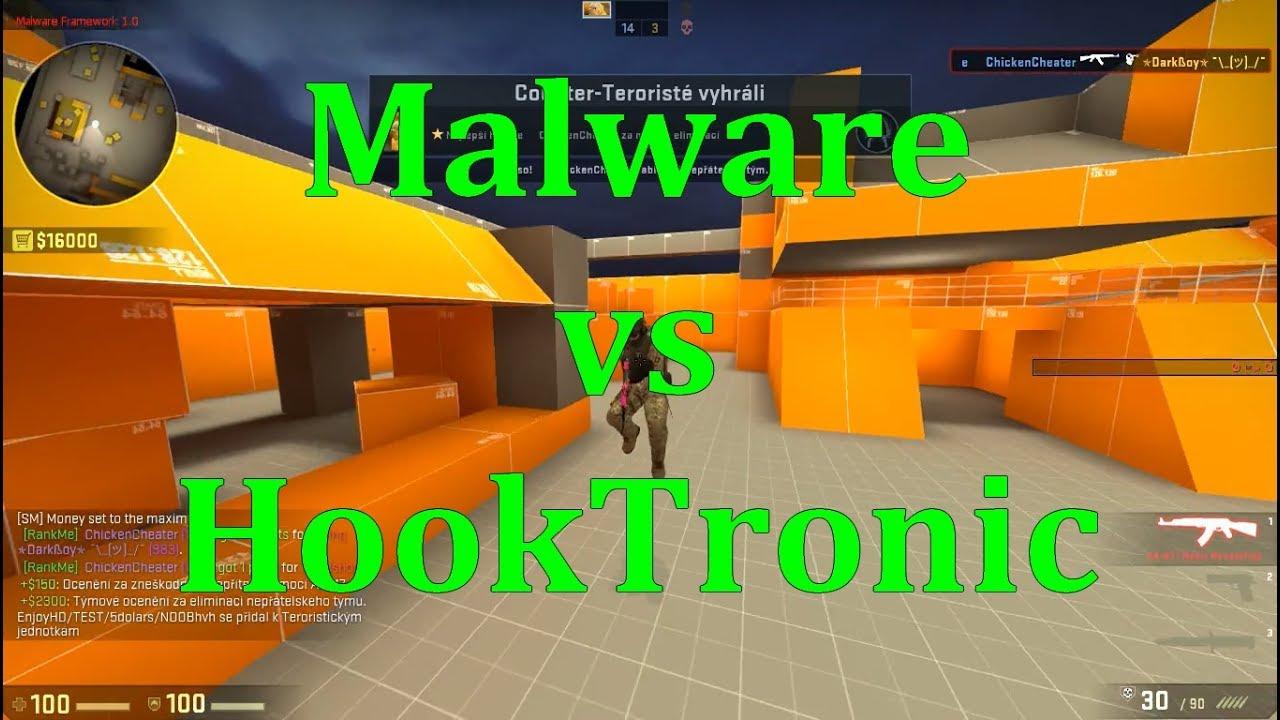 Nospread HvH| Malware vs HookTronic - Video - ViLOOK