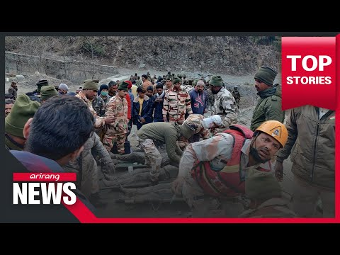 More than 150 missing or died in floods after Himalayan glacier breaks in India