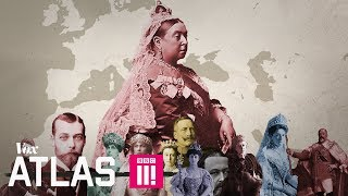 To Queen Victoria, marriages were about strategic alliances. Correction: At 5:38, the map of post-war Germany is missing eastern Prussia. The borders of ...