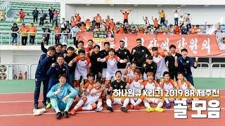 하나원큐 K리그1 2019 8R 제주전 골 모음