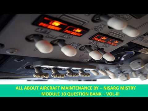 DGCA CAR 66 AME License Exam Module 10 - Aviation legislation Question Bank  Vol iii