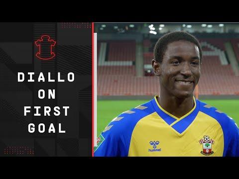 POST MATCH REACTION: Ibrahima Diallo reflects on Sheffield United win