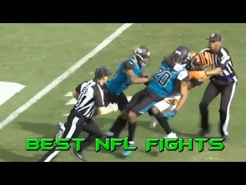 BEST NFL FIGHTS