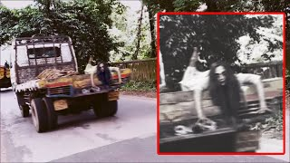 Top 5 Ghost Videos , Unexplained Nightmare Paranormal Videos