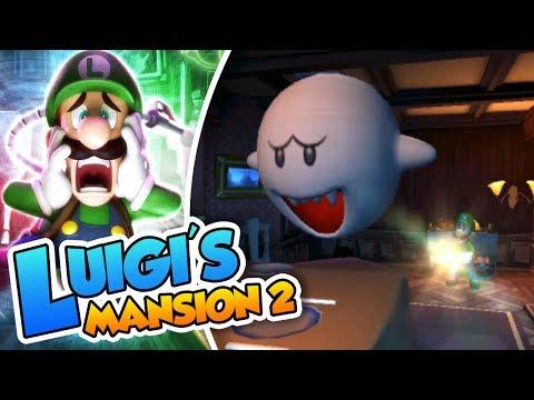 ¡Boo al ataque! - #03 - Luigi's Mansion 2 (3DS) DSimphony