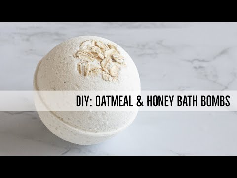 Steps to make Your Personal Oatmeal Bath