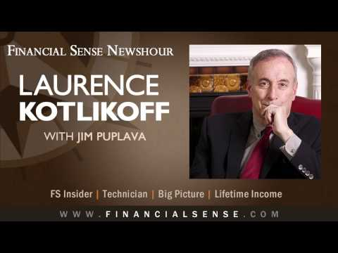Laurence Kotlikoff: Social Security Is Grossly Unfair, Insolvent, and Needs to Be Retired