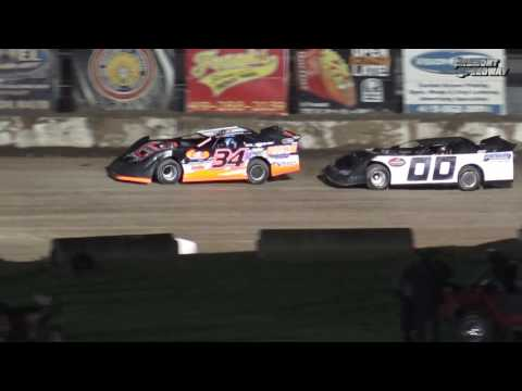 Fremont Speedway 602 Late Model Feature - 4/22/17
