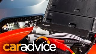 DIY : how to jump start your car with a portable power bank