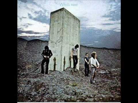 The Song is Over by The Who