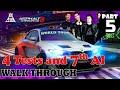 Asphalt 8 :BMW M2 SE - Walk Through - 4 Tests And 7AI #Part 5