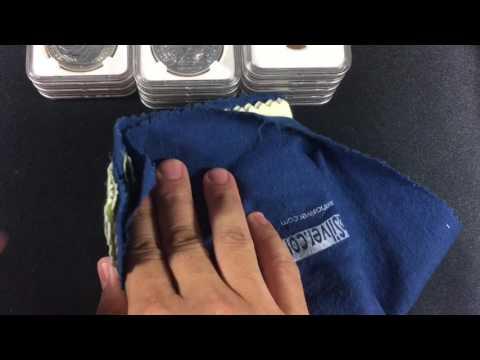Silver: Bullion Bars vs Slabbed Coins!