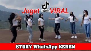 Joget TikTok Viral !!! ( Kagak Nahan Bro )