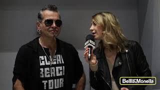 Intervista a Piero Pelù - Sanremo 2020 - Radio Bellla & Monella