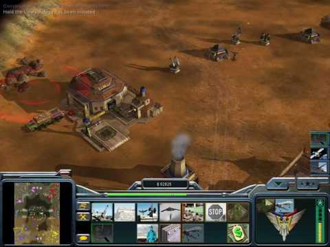 "Command and Conquer Generals Zero Hour Skirmish 52: ""Hummer Sale 50% Off"""